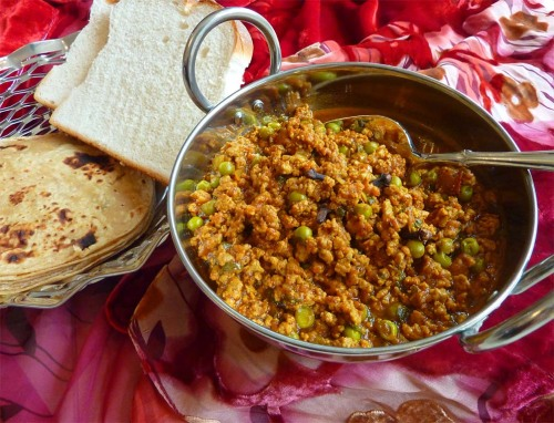 Veggie Quorn Kheema (Mince)