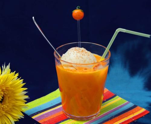 Mango Spice Shake