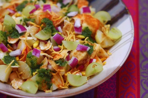 Quick Tasty Bhel