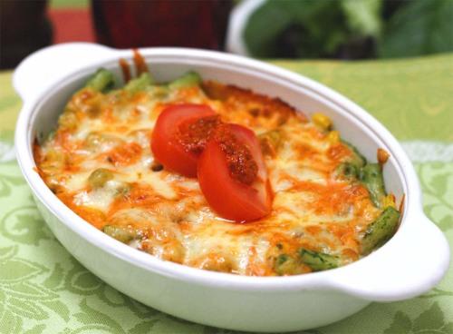 Red Pesto Macaroni
