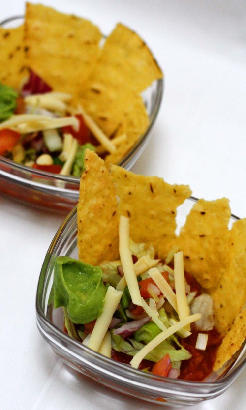 Great Mexican Vegetarian Party Starter